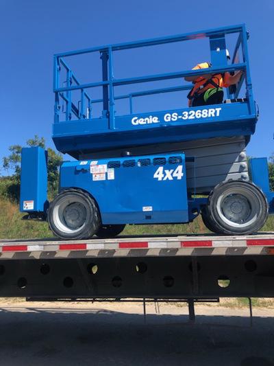2011 Genie GS-3268RT