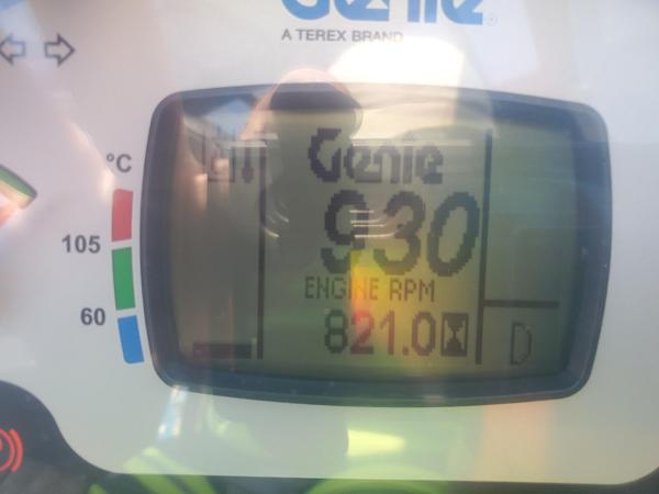 2016 Genie GTH-5519