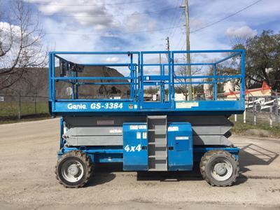 2007 Genie GS-3384 RT