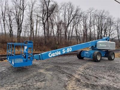 2007 Genie S-80