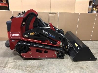 2018 Toro Dingo TX 1000