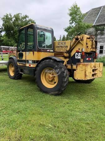 1995 CAT TH63