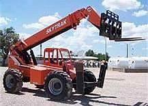 2005 SkyTrak 10054
