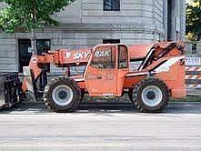2006 SkyTrak 10054