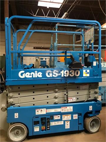 2016 Genie GS-1930