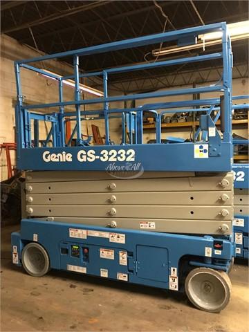 2014 Genie GS-3232