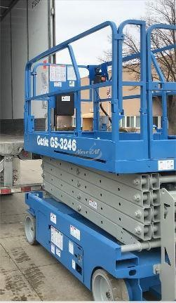 2013 Genie GS-3246