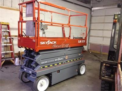 2009 Skyjack SJ3226