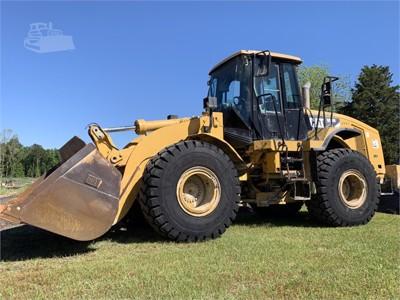 2006 CAT 950H