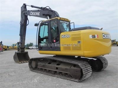 2012 John Deere 160