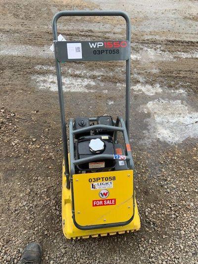 2018 Wacker WP1550A