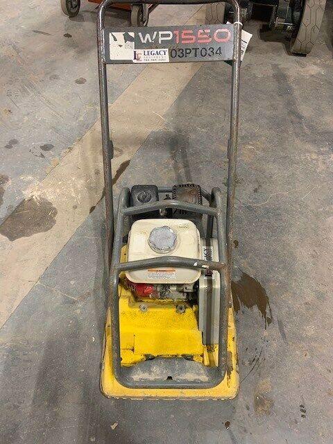 2012 Wacker WP1550A