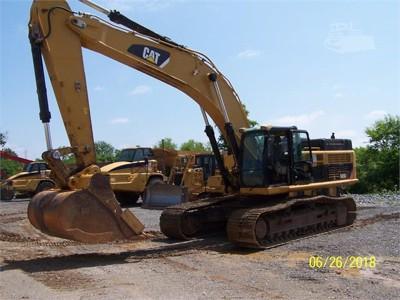 2010 CAT 345DL
