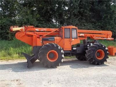 1993 Timberjack 380B
