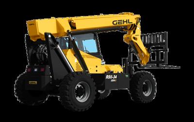 2007 Gehl RS6-34