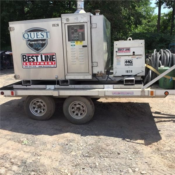 2011 Quest PowerHeat 300 Pro