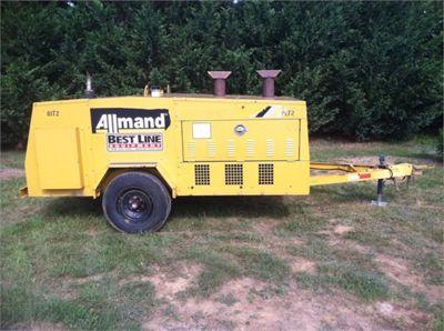2010 Allmand Maxi Heat MH1000