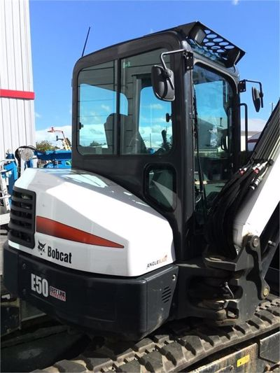2015 Bobcat E50