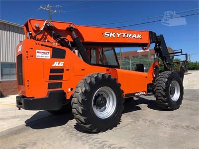 2018 SkyTrak 10054