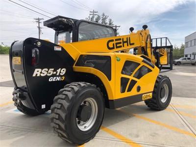 2019 Gehl RS5-19