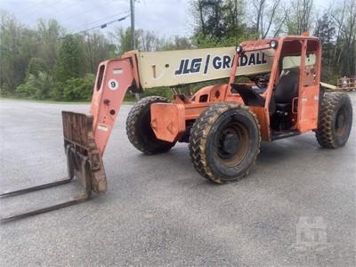 2002 JLG G9-43A