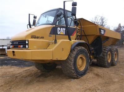 2013 CAT 730