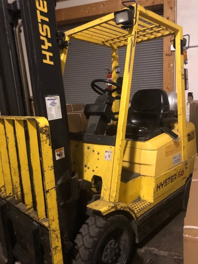 1996 Hyster S50CT