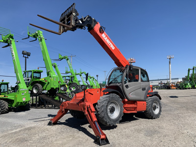 2012 Manitou MLT 940
