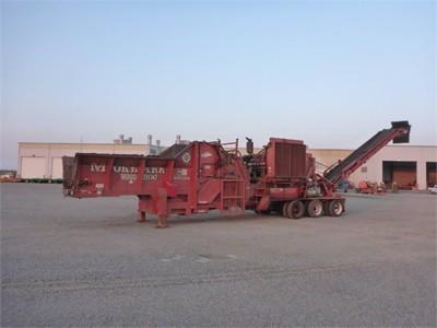 2006 Morbark 6600