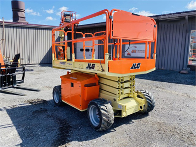 2012 JLG 260MRT