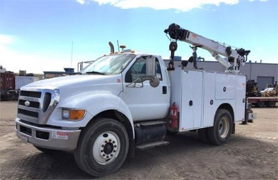 2009 Ford F750 SD