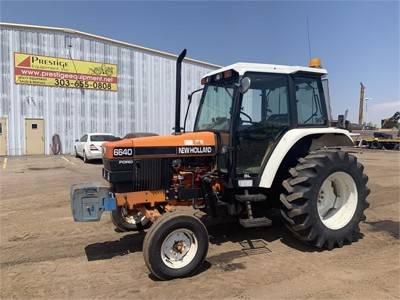 1998 New Holland 6640