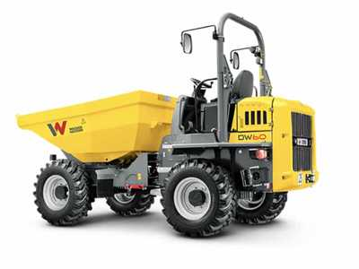 2019 Wacker DW60