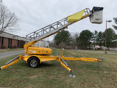 2018 RH Aerial Lift Equipment RHR33D