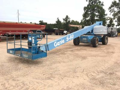 2001 Genie S-80