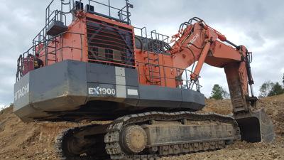 2011 Hitachi EX1900-6