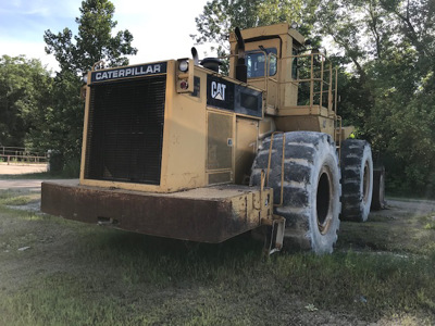 1990 CAT 992C