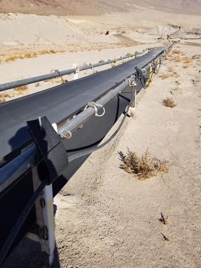 2005 Robbins  Overland Conveyor