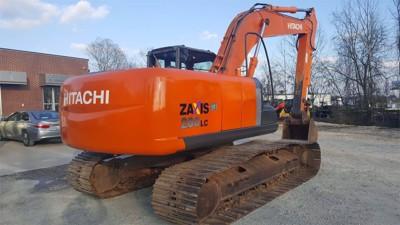 2008 Hitachi ZX200LC-3