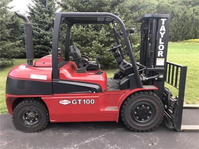 2019 Taylor  GT-100