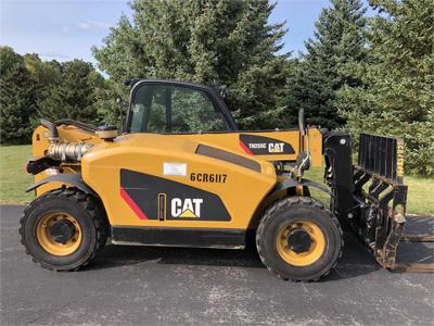 2016 CAT TH255C