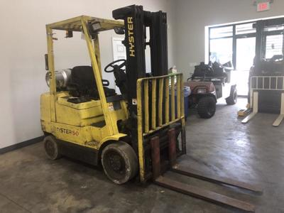 2000 Hyster S50CT
