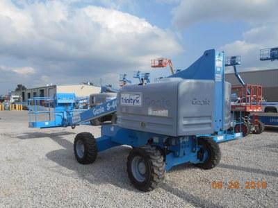 2007 Genie S-40
