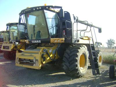 2012 CLAAS 740