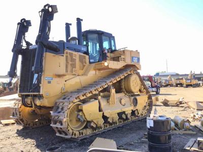 2008 CAT D11T