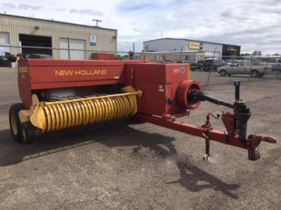 2001 New Holland NH580