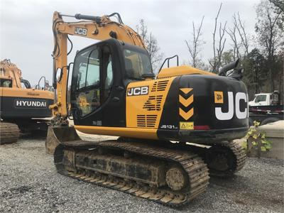 2019 JCB JS131 LC
