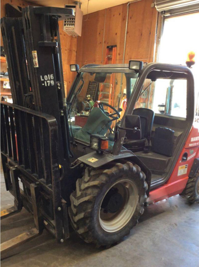 2016 Manitou MH25-4T