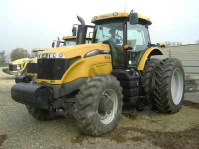 2012 AGCO MT645D