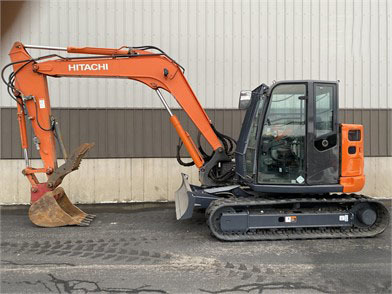 2015 Hitachi ZX85US-5